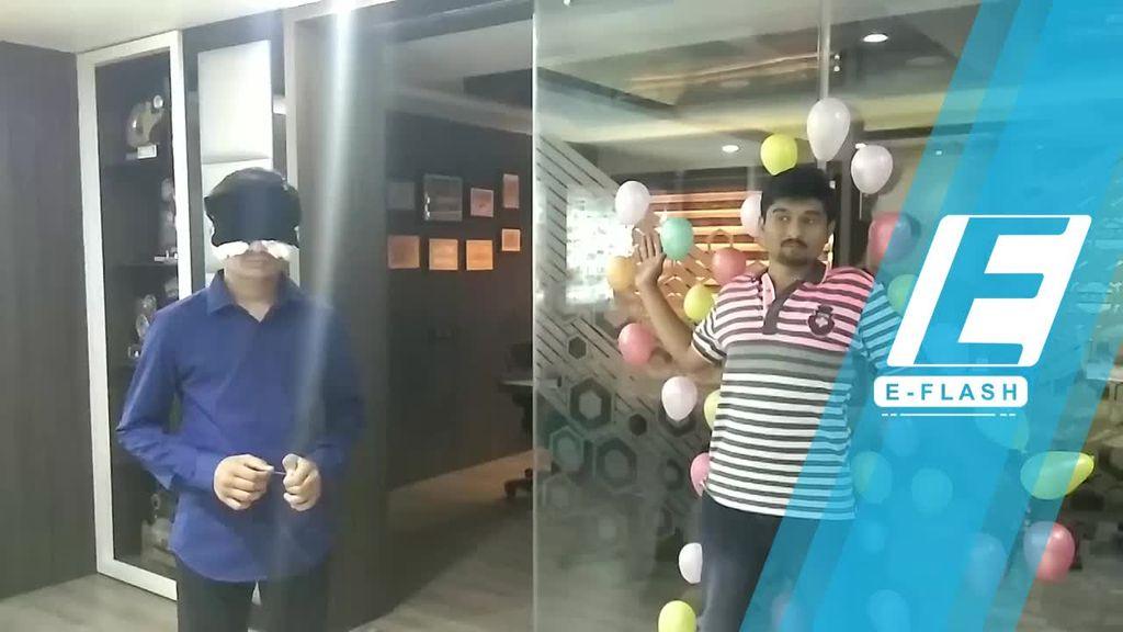 Jeet Trivedi, Remaja dengan Kemampuan Super