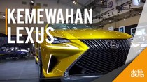 Lexus Sempurnakan LC 500 dengan LF-C2 di GIIAS 2017