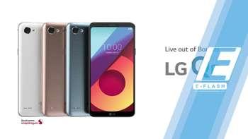 LG Q6, Smartphone yang Siap Dibawa Perang