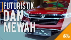 Pertama Kali di Dunia, Daihatsu Kenalkan Mobil Konsep di Pameran
