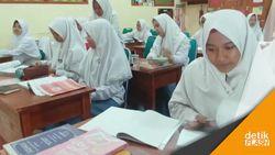 Intip Aktivitas Full Day School di Pesantren Tebuireng Jombang