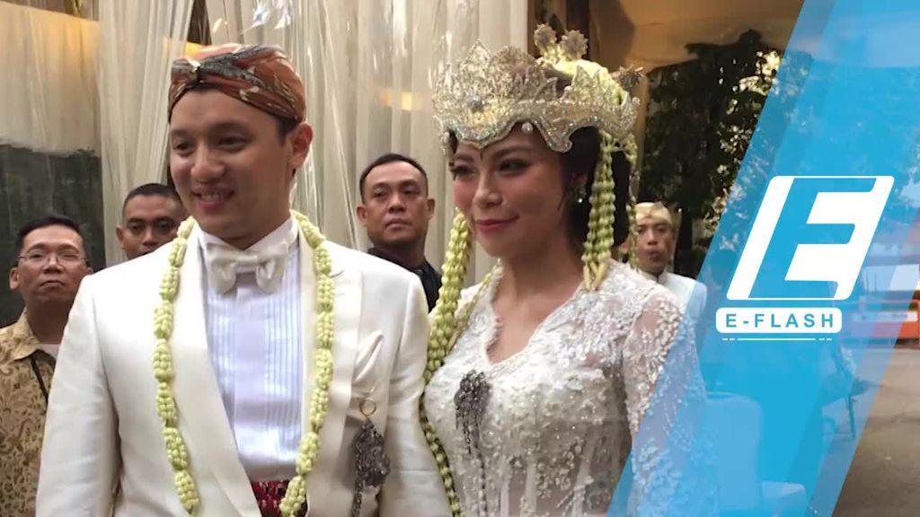 Pembalap Moreno Soeprapto Resmi Jadi Suami Noorani Sukardi