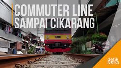 17 September, Commuter Line Siap Bawa Penumpang ke Cikarang