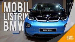 Mobil Listrik Canggih dari BMW