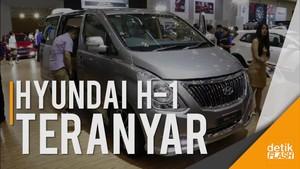 Hyundai H-1 Teranyar, Lebih Elegan