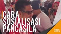 Cak imin Usul Pemerintah Gaungkan Pancasila Lewat Film