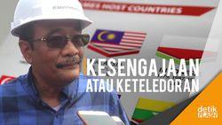 Bendera Indonesia Terbalik di SEA Games 2017, Djarot: Keterlaluan!
