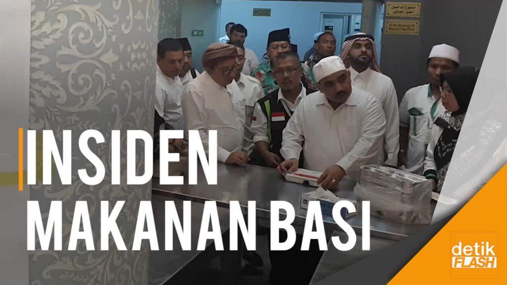 Delegasi DPR Cek Dapur Penyedia Katering Jemaah Haji