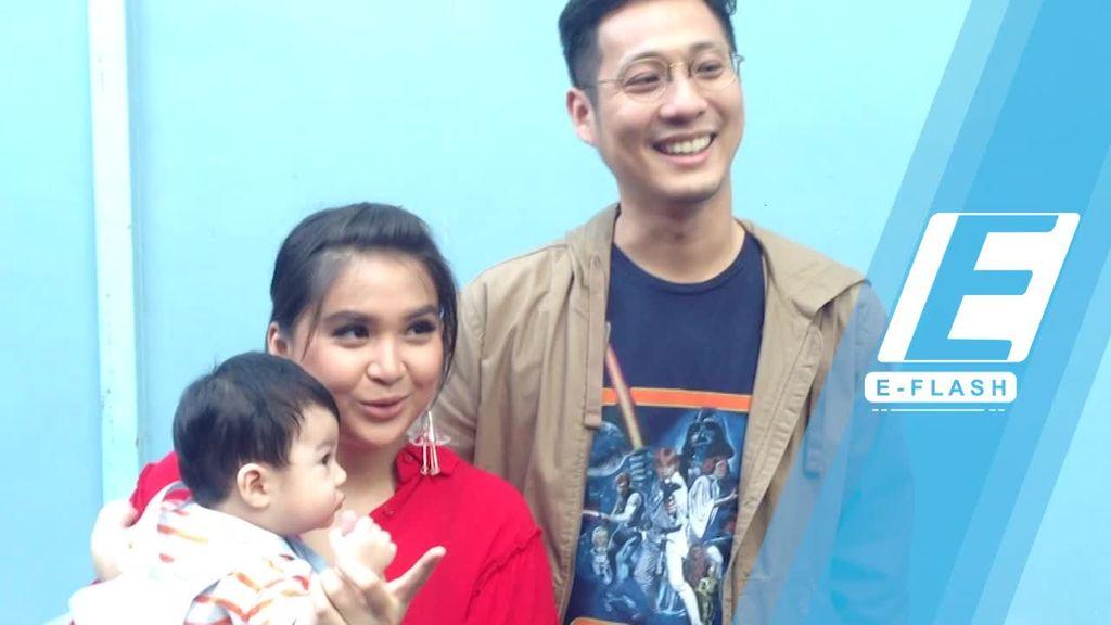Cerita Putri Titian dan Junior Liem Soal Anak Pertama