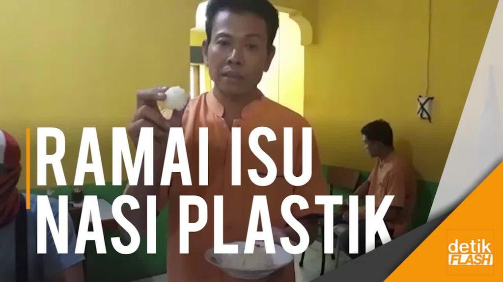 Bantah Isu Nasi Plastik, Pihak RM Mini Jaya Buka-bukaan