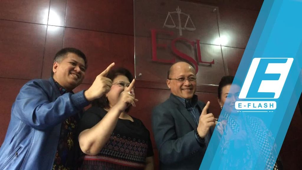 Kasus Pencemaran Nama Baik Dihentikan, Mario Teguh Syukuran