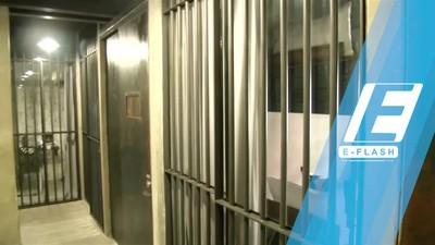 Merasakan Sensasi Jadi Tahanan di Hostel Ini