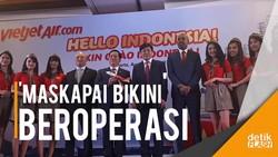 Maskapai Bikini Siap Layani Penumpang Jakarta-Ho Chi Minh