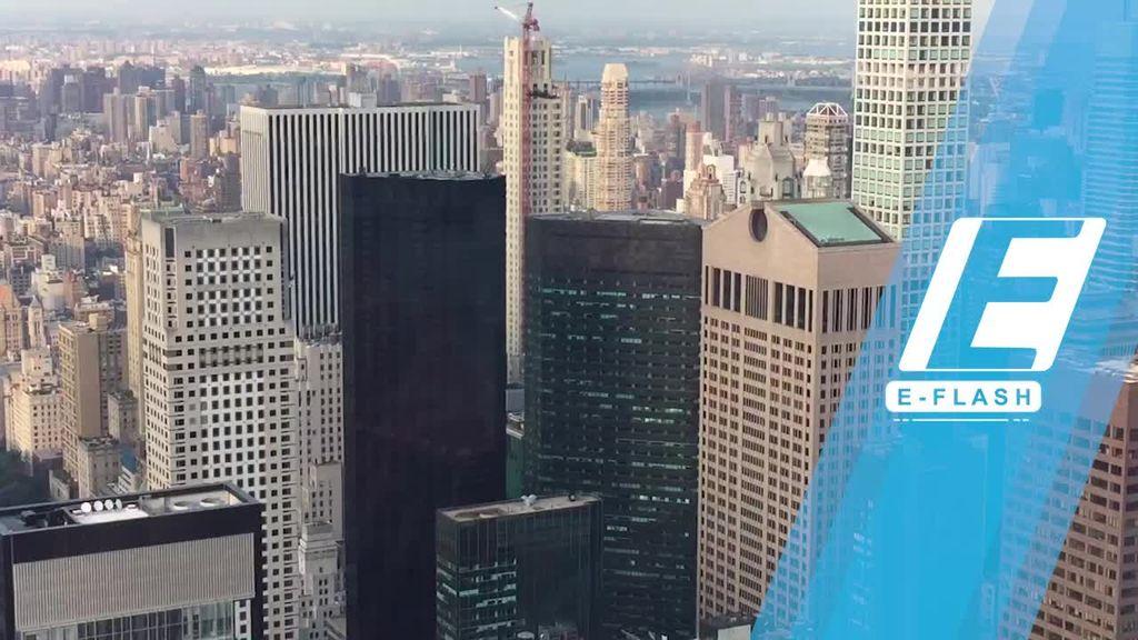 Melihat Indahnya Kota New York dari Top of the Rock