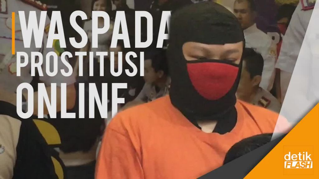 Polisi Ringkus Muncikari Penjual Model Majalah Dewasa via Online