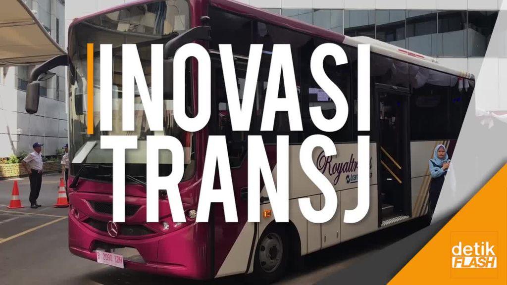 Ini TransJ yang Siap Blusukan di Perumahan