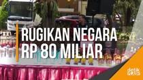 Petugas Gagalkan Penyelundupan 5 Kontainer Miras Ilegal Singapura