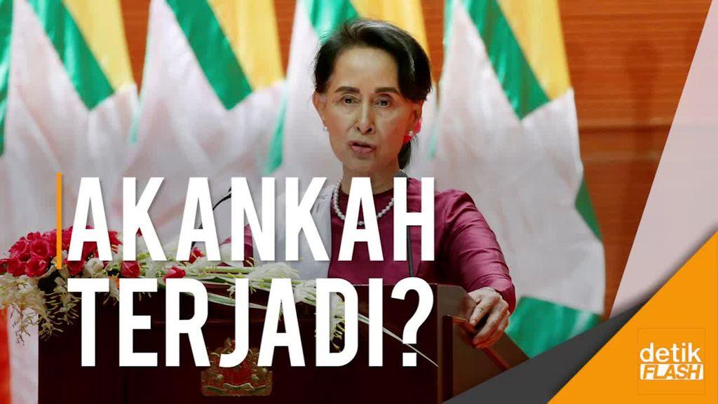 Suu Kyi Segera Pulangkan Warga Rohingya
