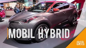 Si Berotot Toyota C-HR Hy-Power