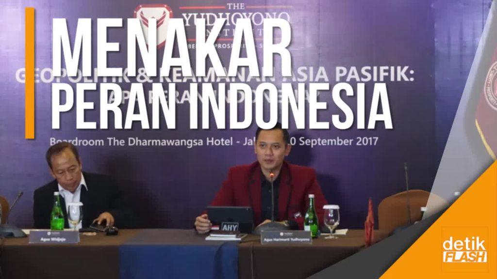 Reuni Menteri Era SBY dalam Diskusi The Yudhoyono Institute