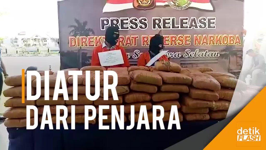 Napi Kok Bisa Atur Pengiriman 277 Kg Ganja dari Aceh?
