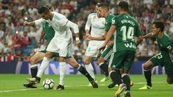 Mengejutkan! Madrid Tumbang dari Real Betis di Bernabeu