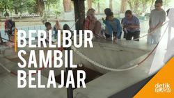 Wisata ke Lubang Buaya, Jalan-jalan Sambil Belajar Sejarah