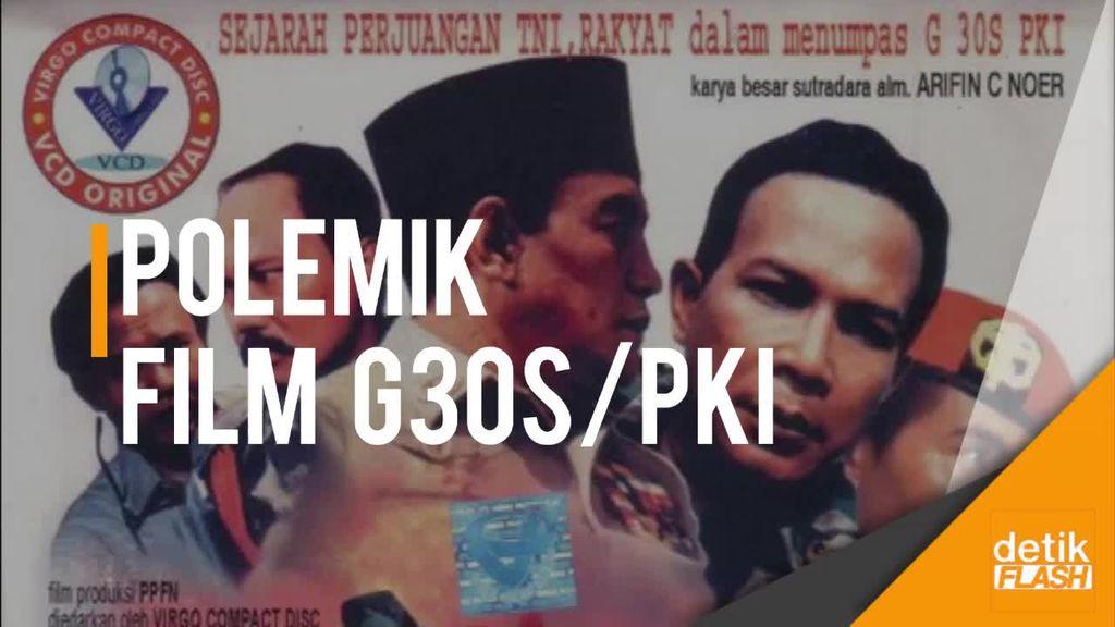 Pendapat Warga soal Pemutaran Film G30S/PKI