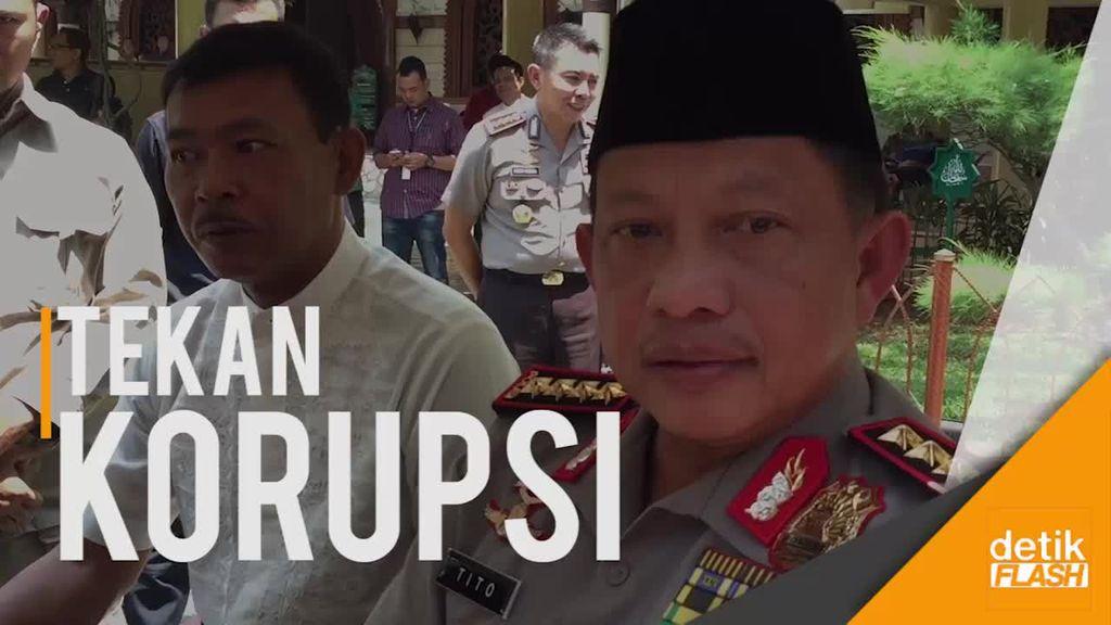 Kapolri: e-Tilang Terobosan untuk Tekan Korupsi!