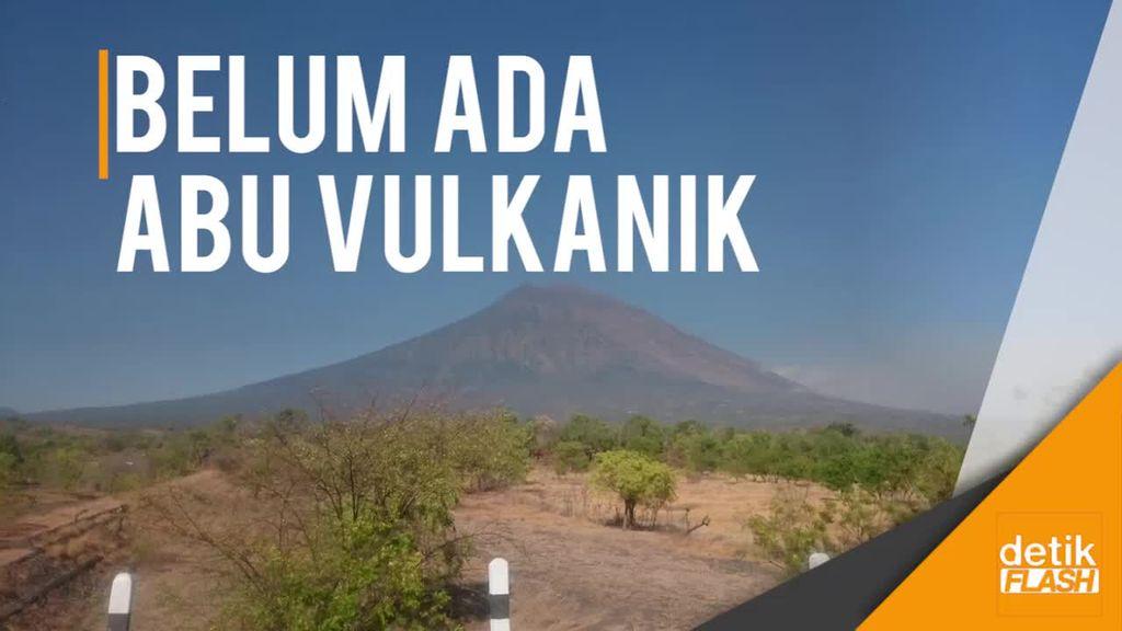 Gunung Agung Sudah Awas, Aktivitas Penerbangan Masih Normal