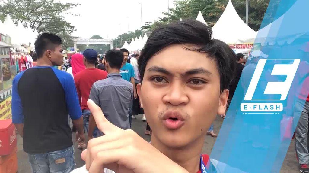 Seru! Pagelaran Seni Budaya Betawi dan Nusantara di Kemayoran