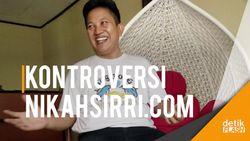 Sosok Aris Wahyudi, Pemilik nikahsirri.com yang Tuai Kontroversi