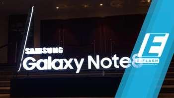 Peminat Note 8 Melebihi Samsung Galaxy S8