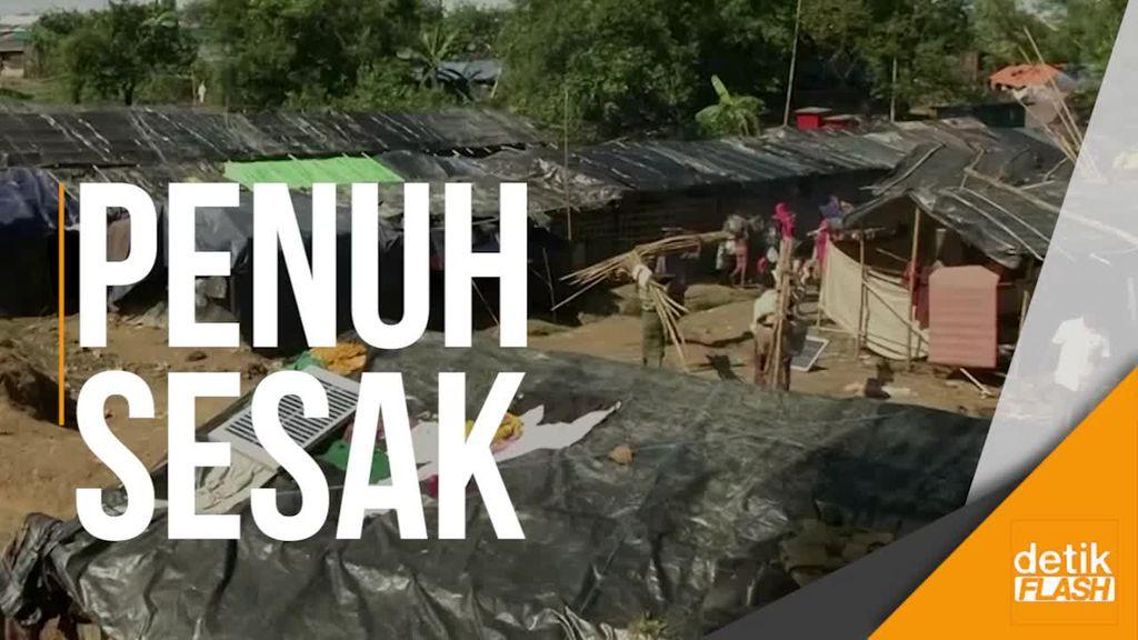 Tak Ada Lagi Ruang Bagi Rohingya di Bangladesh