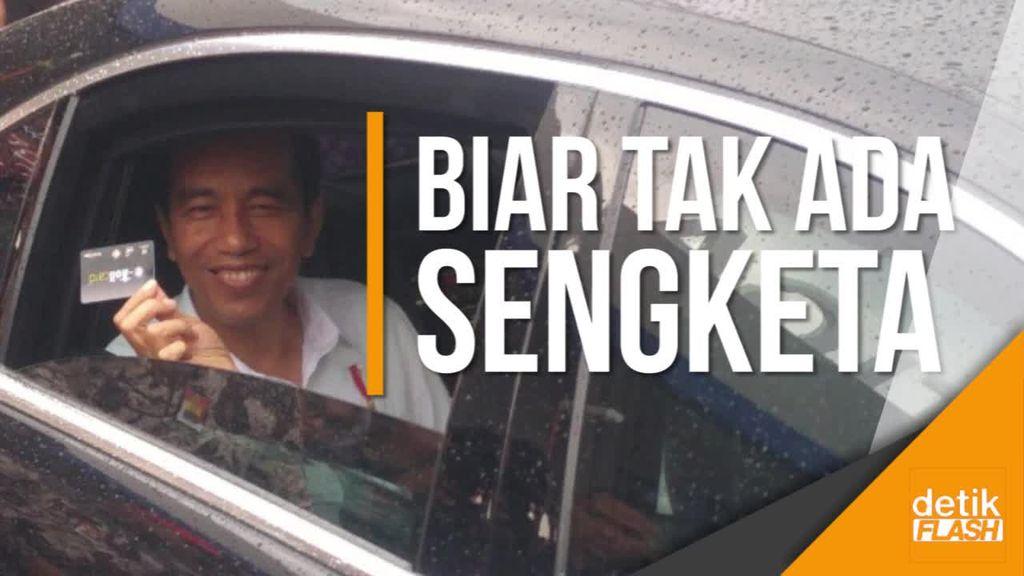 Tahun Ini, Jokowi Targetkan 5 Juta Warga Miliki Sertifikat Tanah