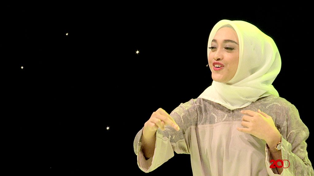 50 Besar Sunsilk Hijab Hunt 2017 - Hilda Maulina Sifaw