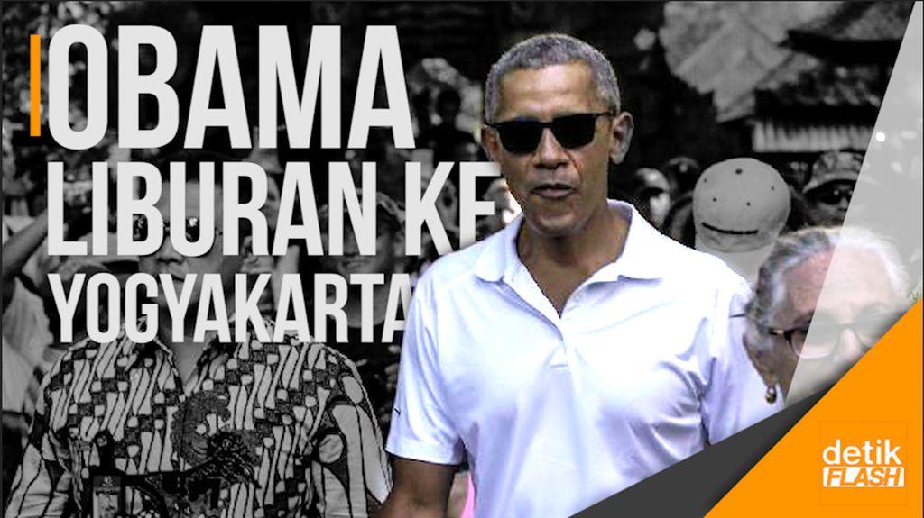 Pengamanan Hotel Barack Obama Menginap di Yogyakarta Diperketat