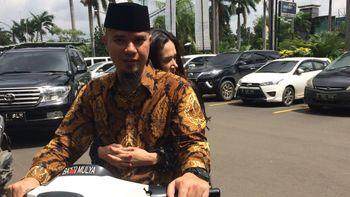 Ahmad Dhani Unggah Foto Pernikahan dengan Maia Estianty