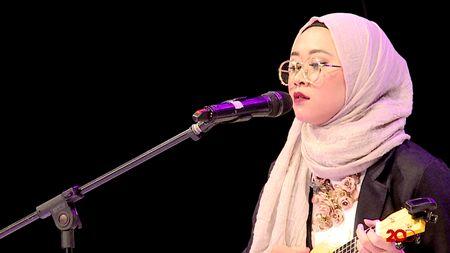 50 Besar Sunsilk Hijab Hunt 2017 - Salma Aqilah