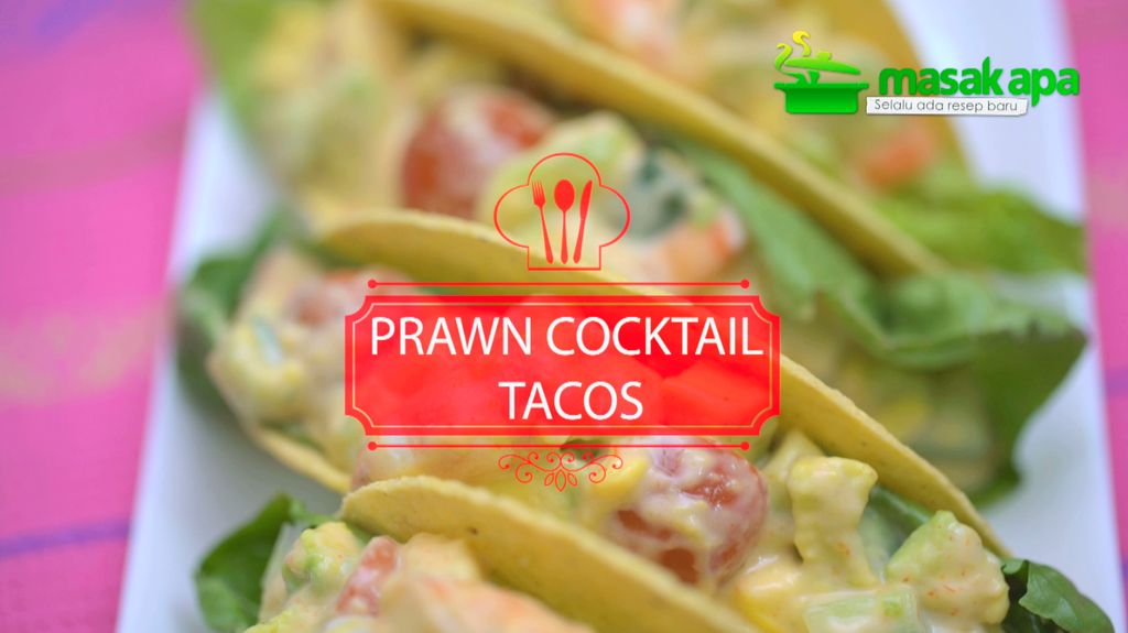 Prawn Cocktail Tacos