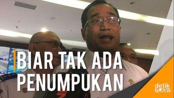 Biar Tak Kena Macet, Pemudik Diminta Balik pada 29 Juni