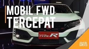 Inilah Mobil FWD Tercepat dari Honda