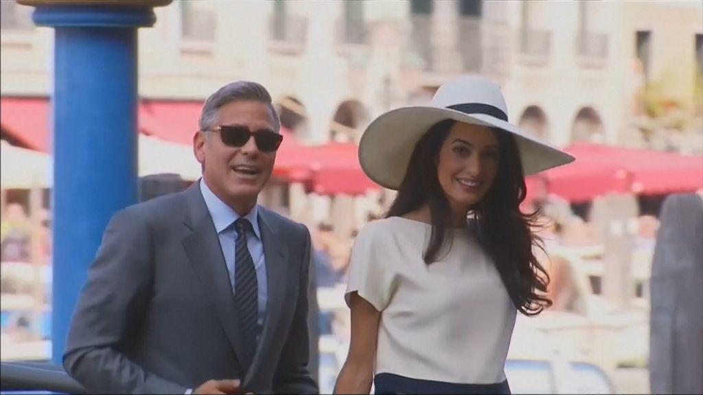 Demi Jaga Si Kembar, George Clooney Sewa Bodyguard
