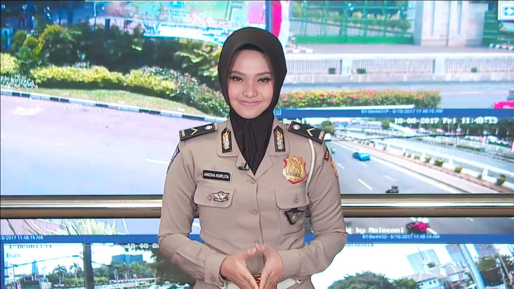 Traffic Update: Lalu-lintas Depan Istiqlal Padat