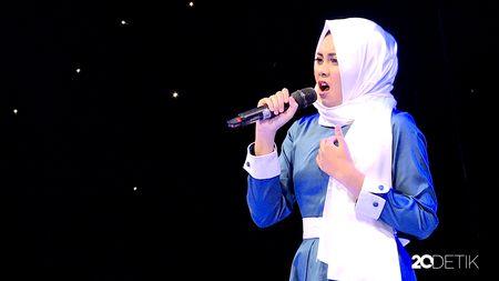 50 Besar Sunsilk Hijab Hunt 2017 - Virdinna Aldiza