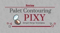 Pixy Palet Contouring yang Mudah Dibawa