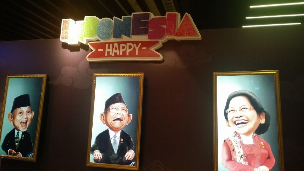Seru! Semangat Positif di Indonesia Happy