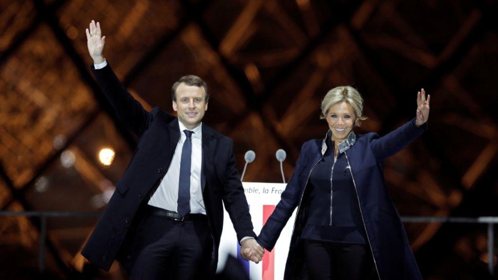 Lebih Tua 25 Tahun dari Suami, Ini Trik Awet Muda Istri Presiden Prancis