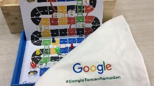 Unboxing GoogletemanRamadan dari Google Indonesia