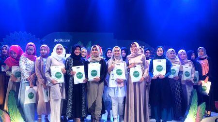 Ini 24 Peserta yang Lolos Sunsilk Hijab Hunt 2017 Jakarta